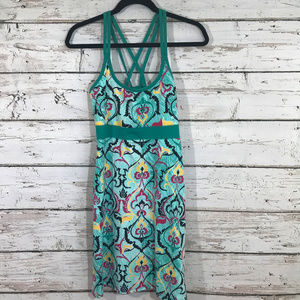Soybu Empire Waist Athletic Athleisure Dress M